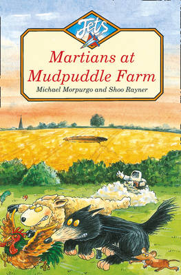 Martians at Mudpuddle Farm