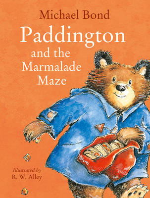Paddington and the Marmalade Maze