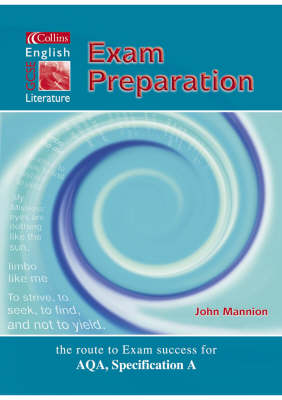 Collins GCSE English and Literature - Exam Preparation Student's Book