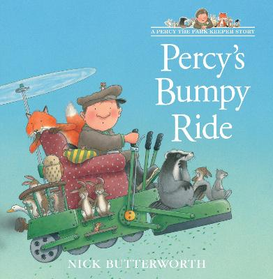 Percy's Bumpy Ride