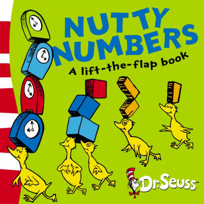 Nutty Numbers: A Lift-the-Flap Book