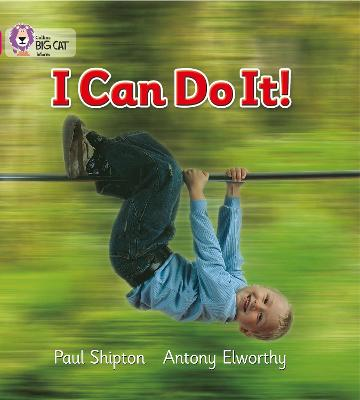 I Can Do It!: Band 01b/Pink B