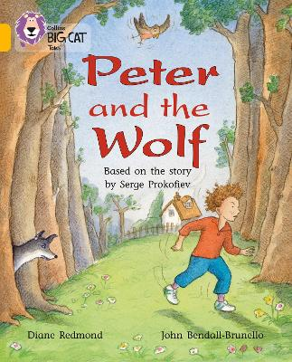 Peter and the Wolf: Band 09/Gold