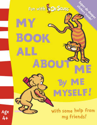 My Book All About Me Interactive Activity Book