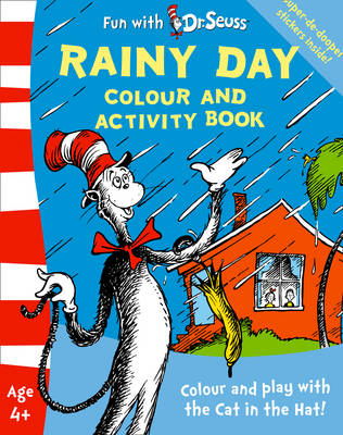 Rainy Day Colour and Activity Book