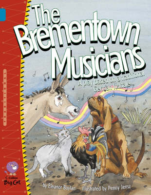The Brementown Musicians: Band 13/Topaz