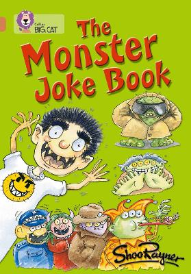 The Monster Joke Book: Band 12/Copper