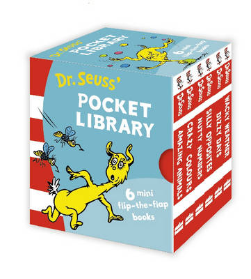 Dr. Seuss Lift-the-Flap Pocket Library