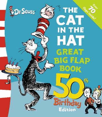 The Cat in the Hat Great Big Flap Book