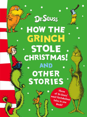 How the Grinch Stole Christmas! and Other Stories: Bind-Up