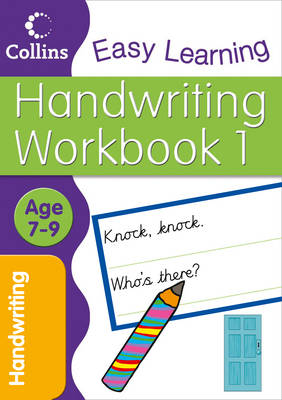 Handwriting Age 7-9 Workbook 1