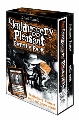 Skulduggery Pleasant Battle Pack: With Game Cards