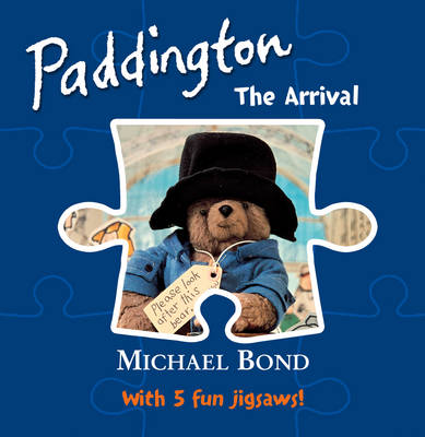 Paddington - The Arrival: Jigsaw Book