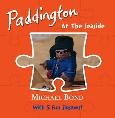 Paddington - At the Seaside: Jigsaw Book