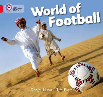 World of Football: Band 02a/Red a