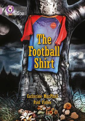 The Football Shirt: Band 18/Pearl