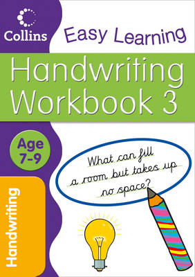 Handwriting Age 7-9 Workbook 3