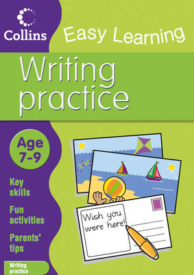Easy Learning: Writing Age 7-9