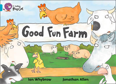 Good Fun Farm Workbook