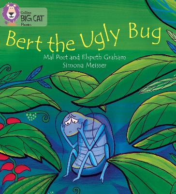 BERT THE UGLY BUG: Band 04/Blue