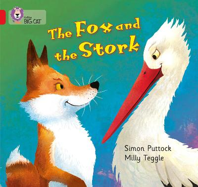 The Fox and the Stork: Band 02a/Red a