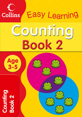 Counting Age 3-5: Book 2