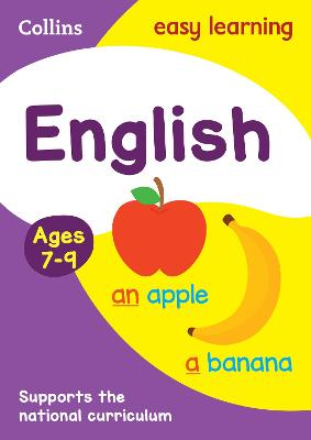 English Ages 7-9