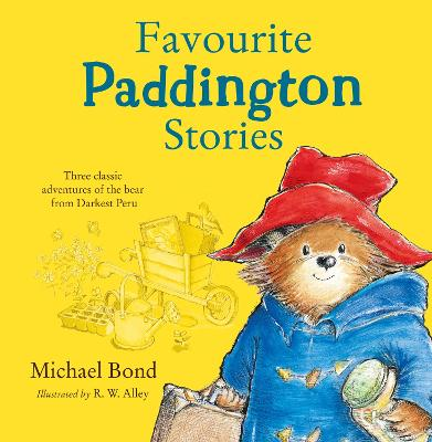 Favourite Paddington Stories