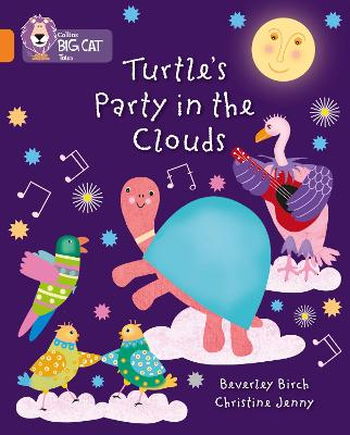 Turtle's Party In The Clouds: Band 06/Orange