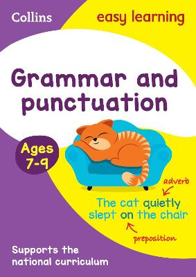 Grammar and Punctuation Ages 7-9: New Edition