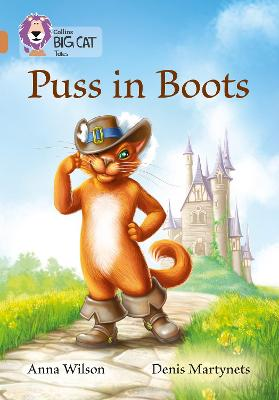 Puss in Boots: Band 12/Copper