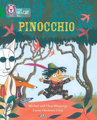 Pinocchio: Band 15/Emerald