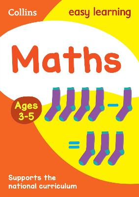 Maths Ages 4-5: New Edition