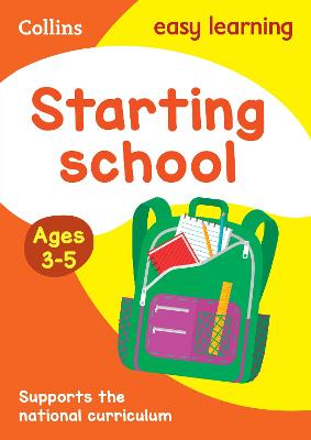 Starting School Ages 3-5: New Edition