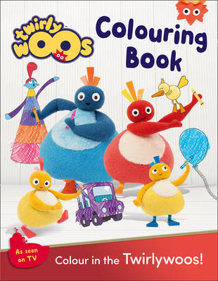 Twirlywoos Colouring Book