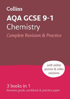 Grade 9-1 GCSE Chemistry AQA All-in-One Complete Revision and Practice (with free flashcard download)