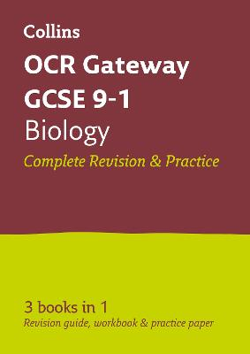 GCSE Biology OCR Gateway Practice and Revision Guide: GCSE Grade 9-1