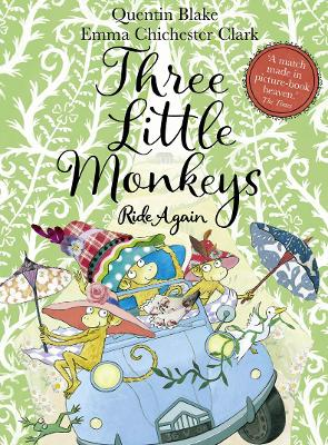 Three Little Monkeys #2
