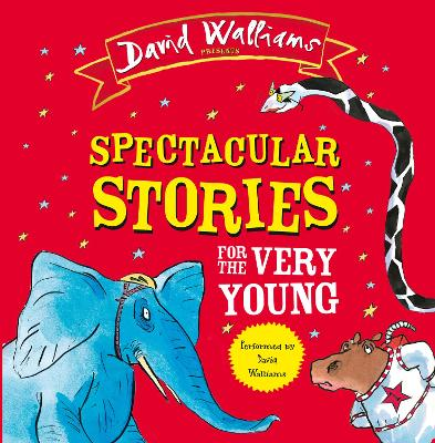 Spectacular Stories for the Very Young: Four Hilarious Stories!