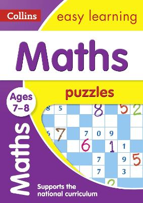 Maths Puzzles Ages 7-8