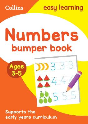 Numbers Bumper Book Ages 3-5