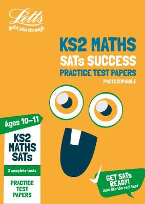 KS2 Maths SATs Practice Test Papers (Photocopiable edition): 2018 Tests