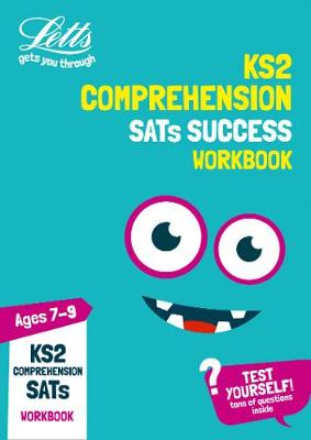 KS2 English Comprehension Age 7-9 SATs Practice Workbook: For the 2019 Tests