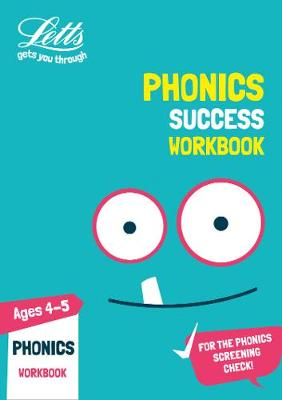 Phonics Ages 4-5 Practice Workbook