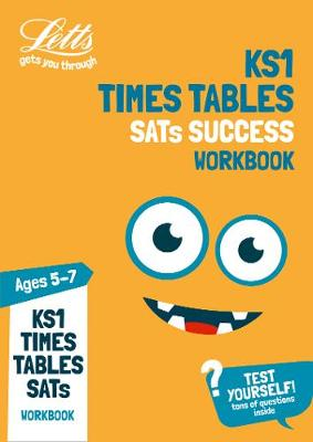 Times Tables Ages 5-7 Topic Practice Workbook: 2019 Tests