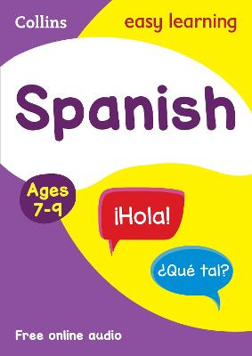 Spanish Ages 7-9