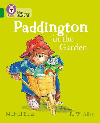 Paddington in the Garden: Band 15/Emerald