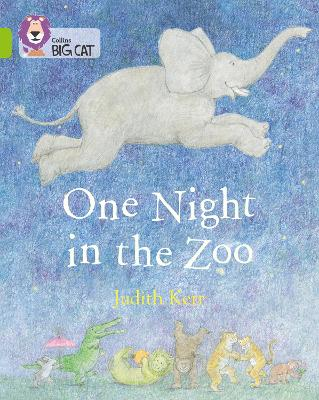 One Night in the Zoo: Band 11/Lime