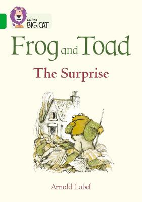 Frog and Toad: The Surprise: Band 05/Green