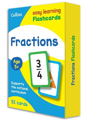 Fractions Flashcards